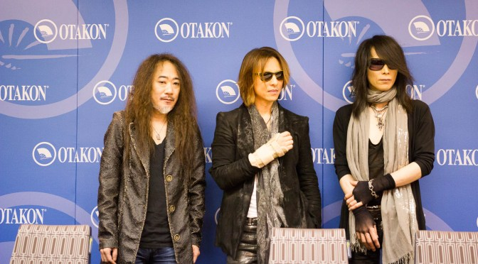 Yoshiki Press Conference Transcript: Otakon 2014