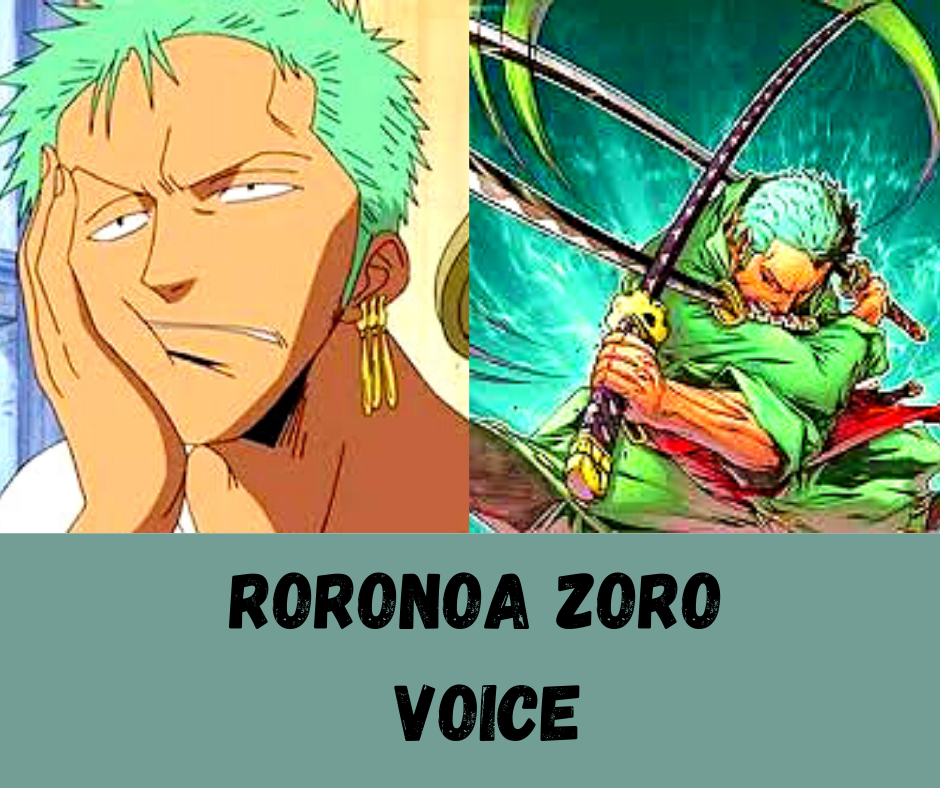 The king of eden additional voices (english version, voice) 2009 borderlands (video game) lilith / patricia tannis (voice) One Piece Zoro Voice Actor Anime Drawn