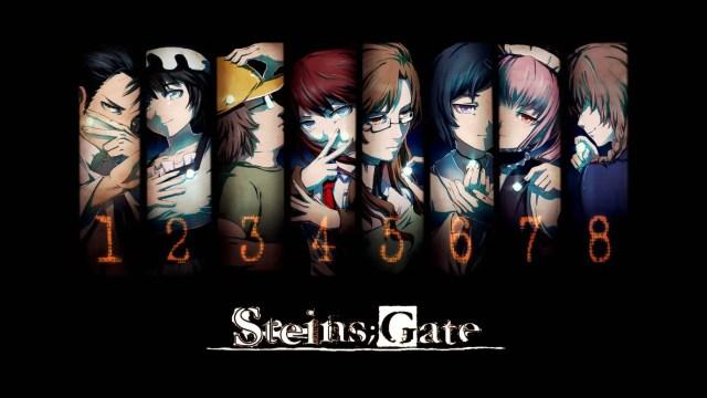 time travel anime #1 steins;gate