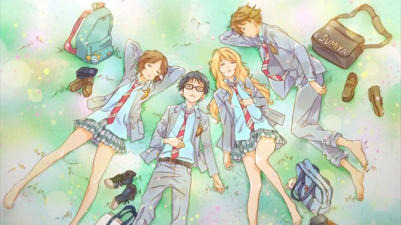 Best emotional anime