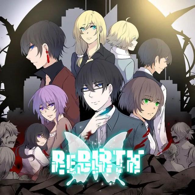Rebirth sci-fi webtoon recommendations