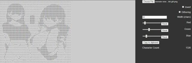 Anime Braille / dot art tutorial