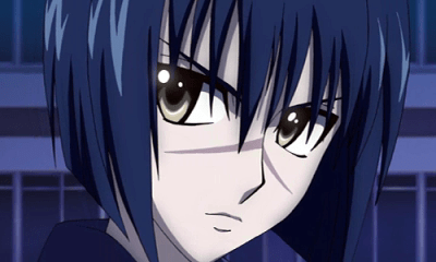 15+ Hottest Anime Girls with Facial Scar