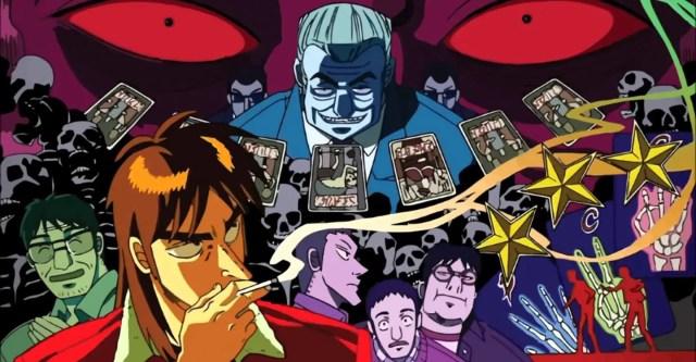 Best Mindgame Anime Series - Kaiji