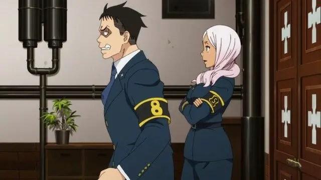 Enen no Shouboutai ships - Obi x Hibana