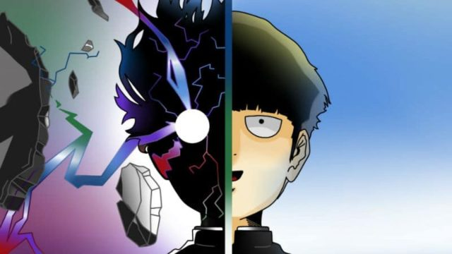 Mob psycho 100- Anime with overpowered Main character