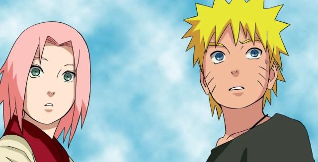 naruto and sakura