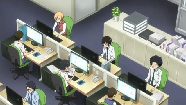 producing anime