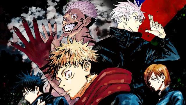 Jujutsu Kaisen- best new gen shounen anime list