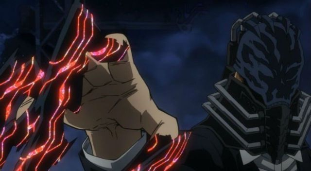 all for one power mha