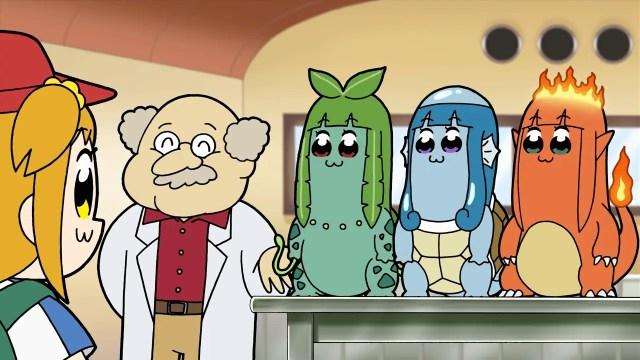 pop team epic - hilarious gag anime