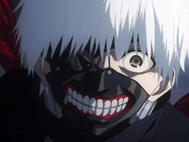 tokyo ghoul - anime where the MC is a villain