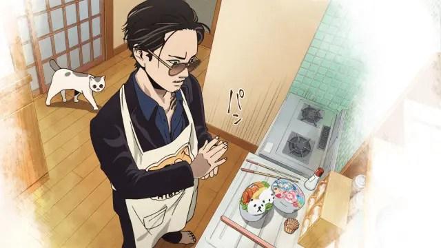 yakuza househusband