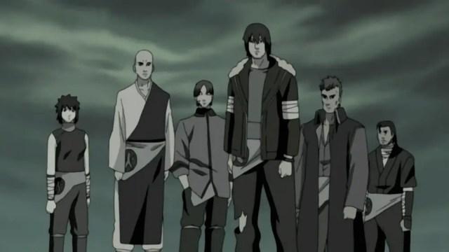 Twelve Ninja Guardians Arc