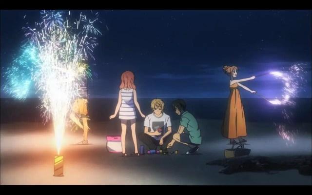 Golden Time beach Episode