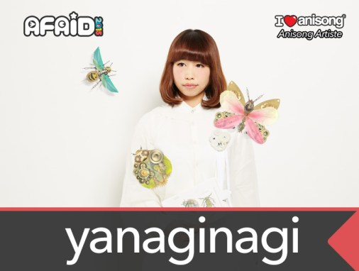 Featured Artiste – yanaginagi
