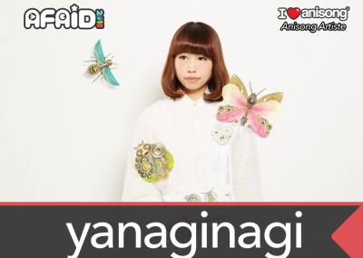 Featured Artiste – yanaginagi