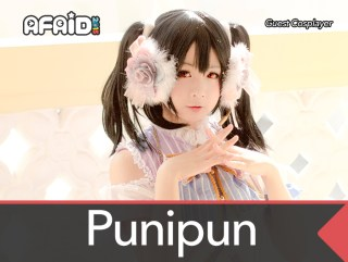 Featured Cosplayer – Punipun
