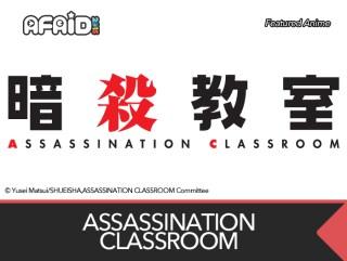 Featured Anime: Assassination Classroom