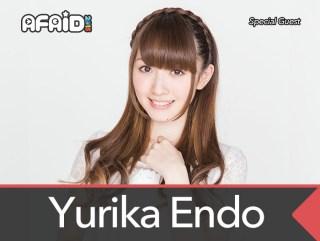 Special Guest: Yurika Endo