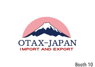 Exhibitor: OTAX-JAPAN