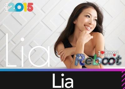 Featured Artiste – Lia