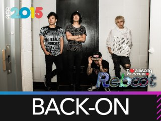 Featured Artiste – BACK-ON