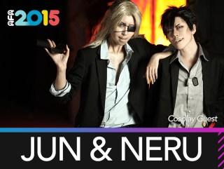 Featured Cosplayer – JUN & NERU