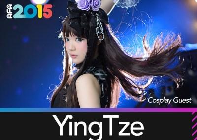 Featured Cosplayer – YingTze