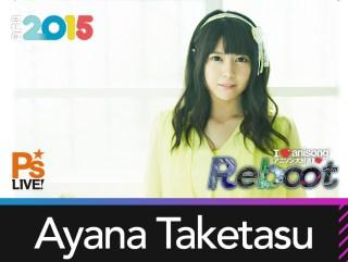 P'sLIVE!: Ayana Taketasu