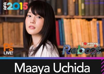 P'sLIVE!: Maaya Uchida