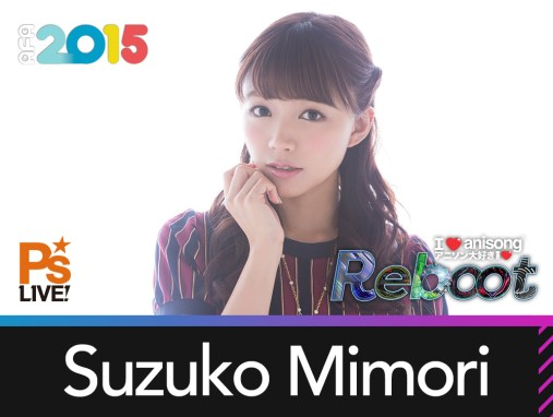 P'sLIVE!: Suzuko Mimori