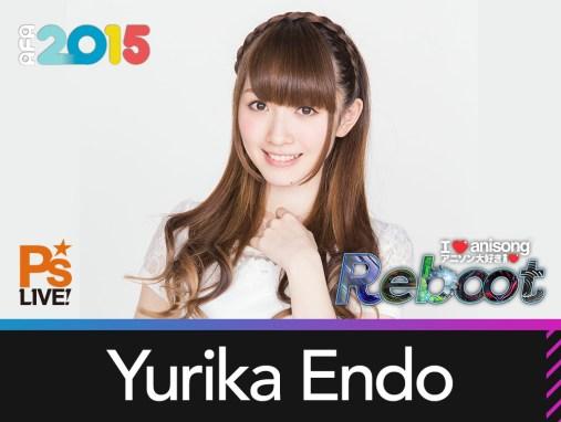 P'sLIVE!: Yurika Endo