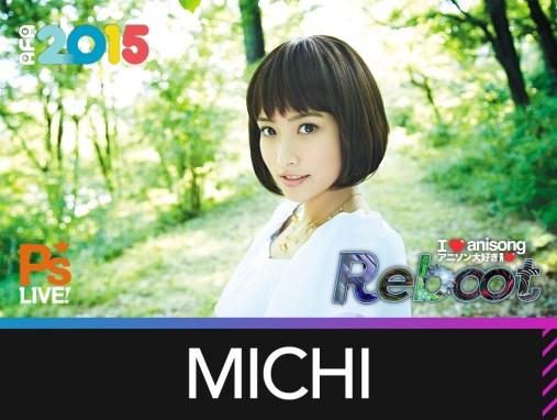 P'sLIVE!: MICHI
