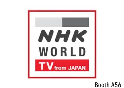 Exhibitor: NHK WORLD