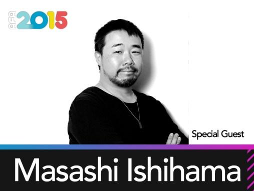 Special Guest: Masashi Ishihama