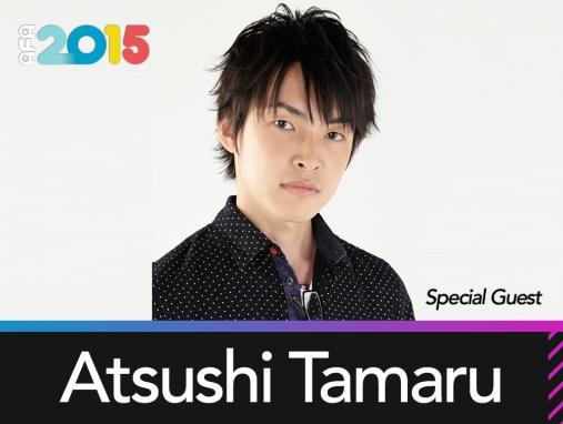 Special Guest: Atsushi Tamaru
