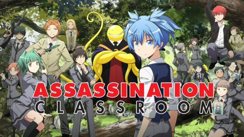 Assassination classroom description
