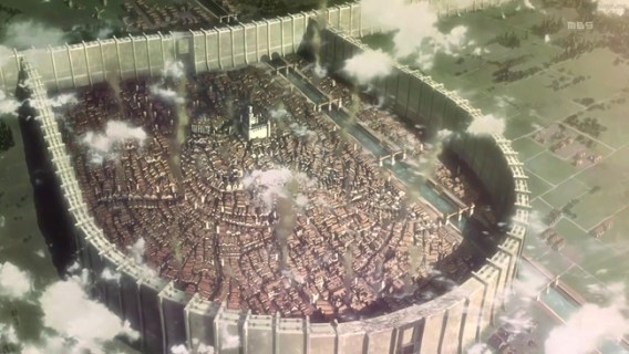 Walls in AOT