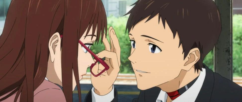 Mari and Shinji In 3.0+1.0