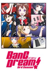 Poster anime BanG Dream! 3rd SeasonSub Indo