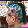 Mizuki Nana fan viser sin kærlighed i frisuren