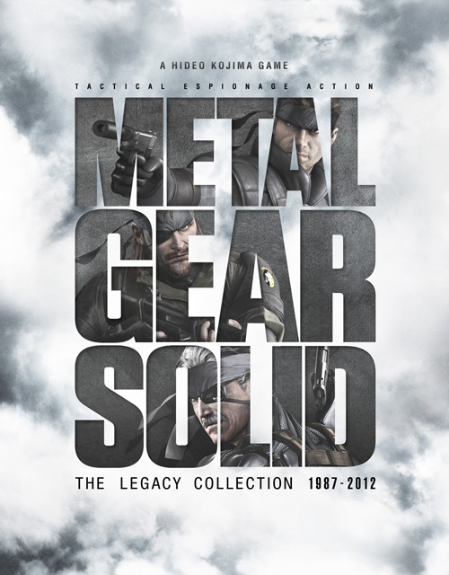 """Konami udgiver """"Metal Gear Solid: The Legacy Collection"""""""