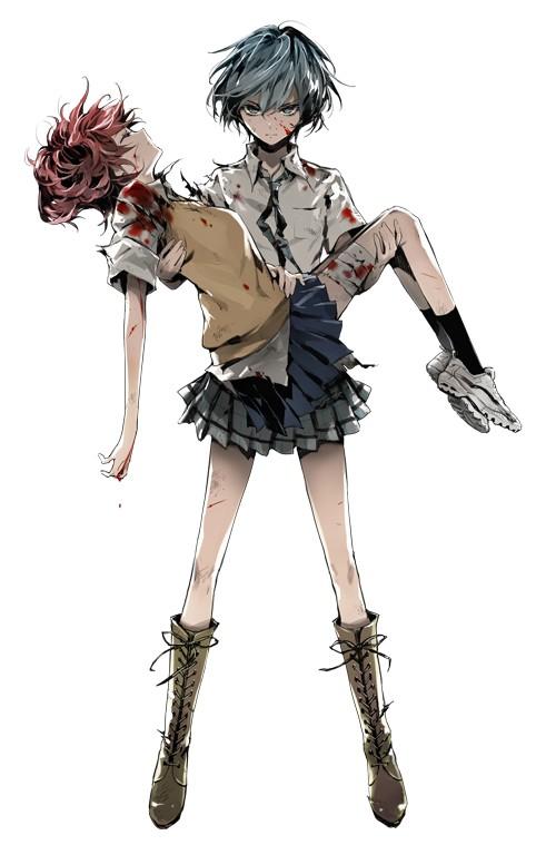 """""""Akuma no Riddle"""" mangaen laves til anime der kommer i 2014"""