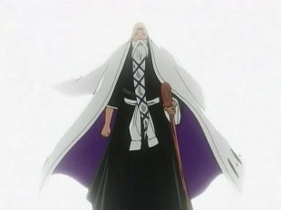 Genryūsai Shigekuni Yamamoto – Bleach
