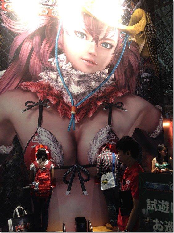 Onechanbara Z2 Chaos TGS 2014