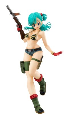 Dragon Ball Gals - Bulma Army Ver.