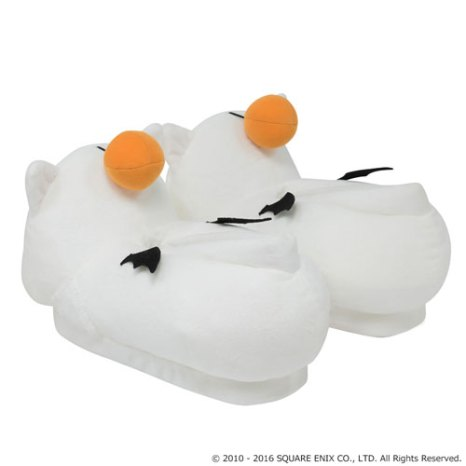 Final Fantasy XIV - Moogle Slippers