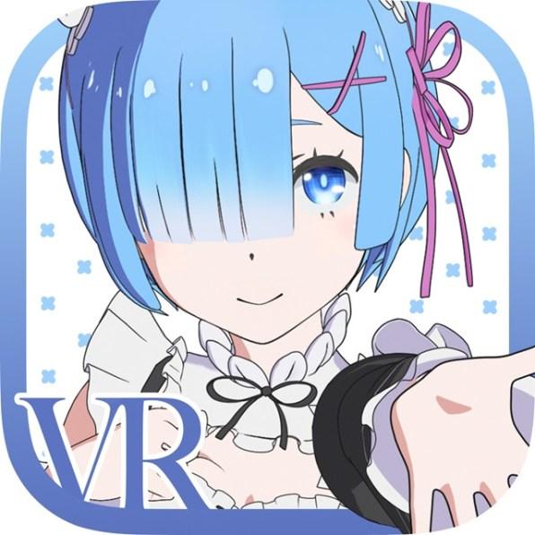 Du kan sove på Rem og Emilias skød i Re:Zero VR app