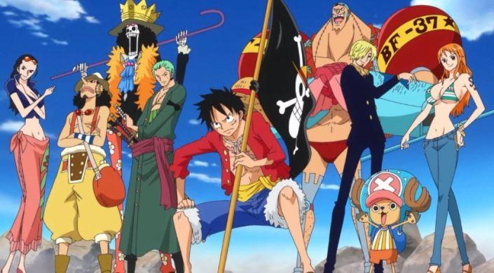 3. One Piece